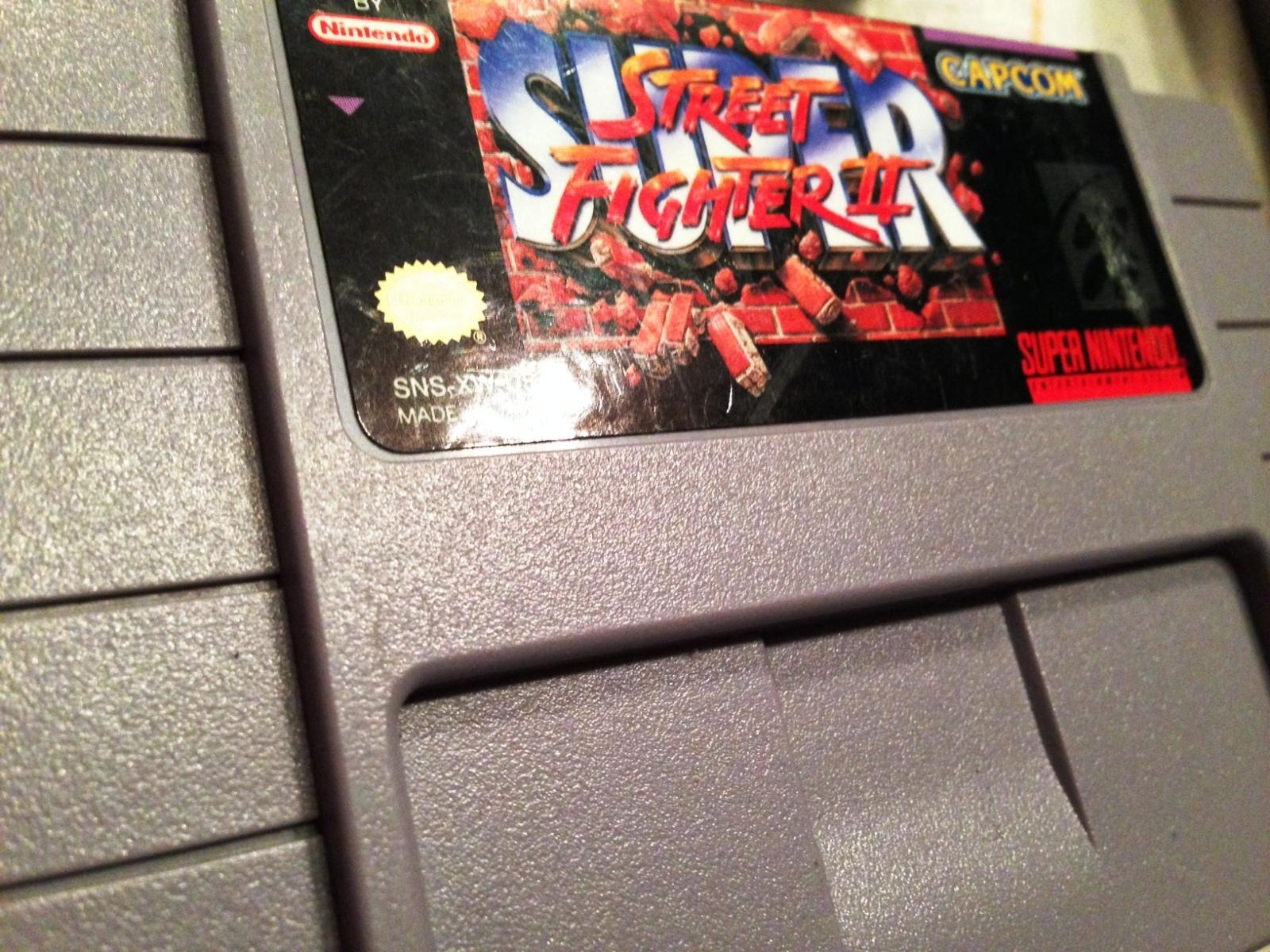 SNES - Super Nintendo en panne - plus d'image 2ugpgf4
