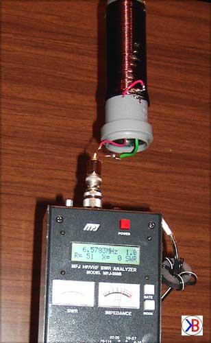 Антенна на диапазон 80 метров 2uikehz