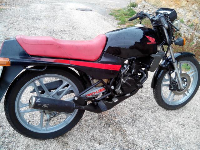 Mi Honda MBX sin restaurar 2uyk3o9