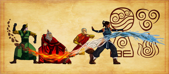 Avatar RPG: The Legacy