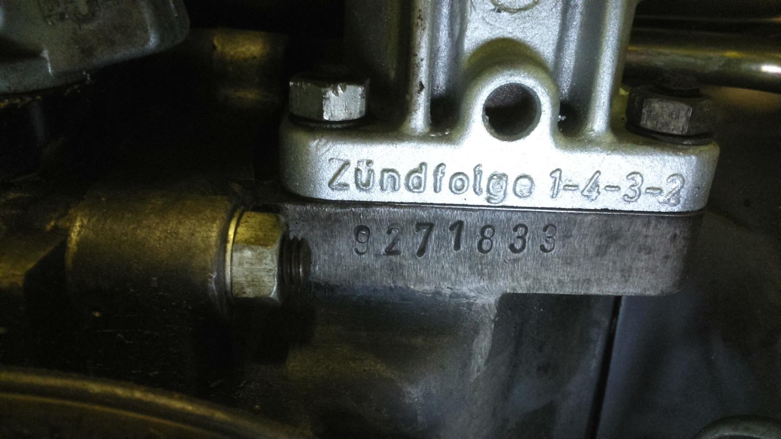 Lista de códigos de motores 2vnghly