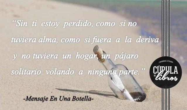 Especial Frases De Mensaje En La Botella Nicholas Sparks