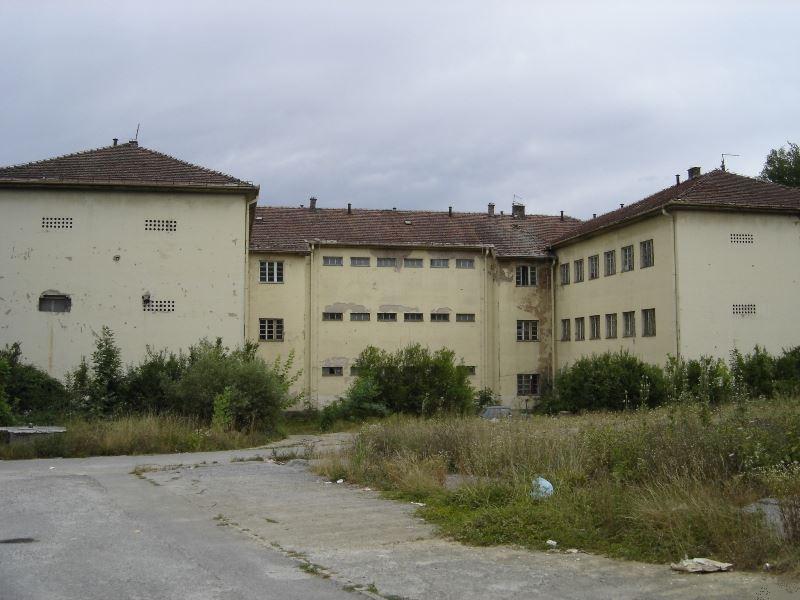 Sarajevo, kasarna 'Slaviša Vajner Čiča' VP 5327 90/91 2z4l9o4