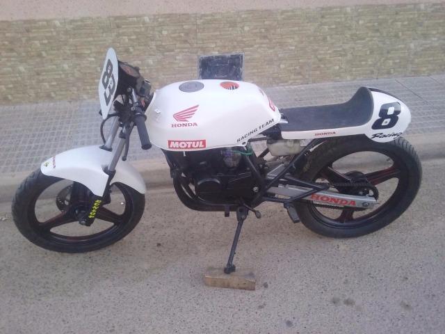 Proyecto Honda NSR 75 para circuito 2z9e16s