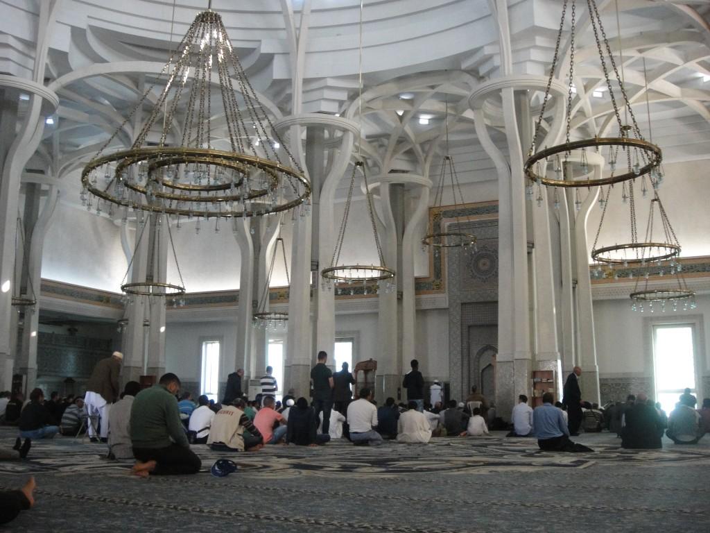 هنصلى فين النهاردة ( مسجد روما الكبير ) ايطاليا 2zg7o2g