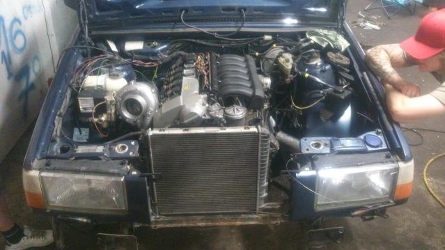 _Macce_  : Volvo 745 M50 vanos Turbo : avslut och sneakpeak på nytt projekt  32zl7c6