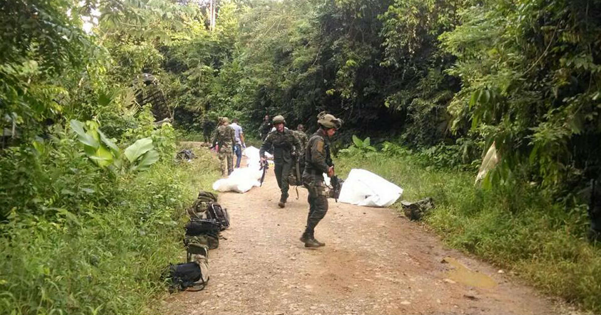 Conflicto Interno Colombiano 33cozed