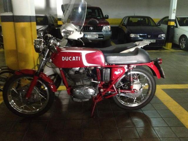 Mi Ossa 250 Sport '72 33e26vn