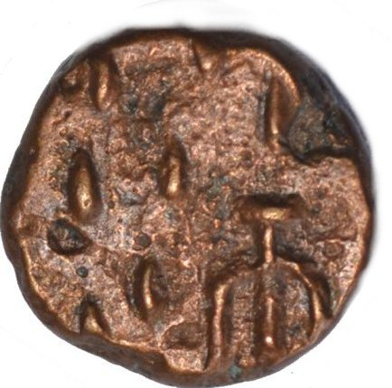 Dracma de bronce de Orodes III Rey de Elymaida 33o4mzb