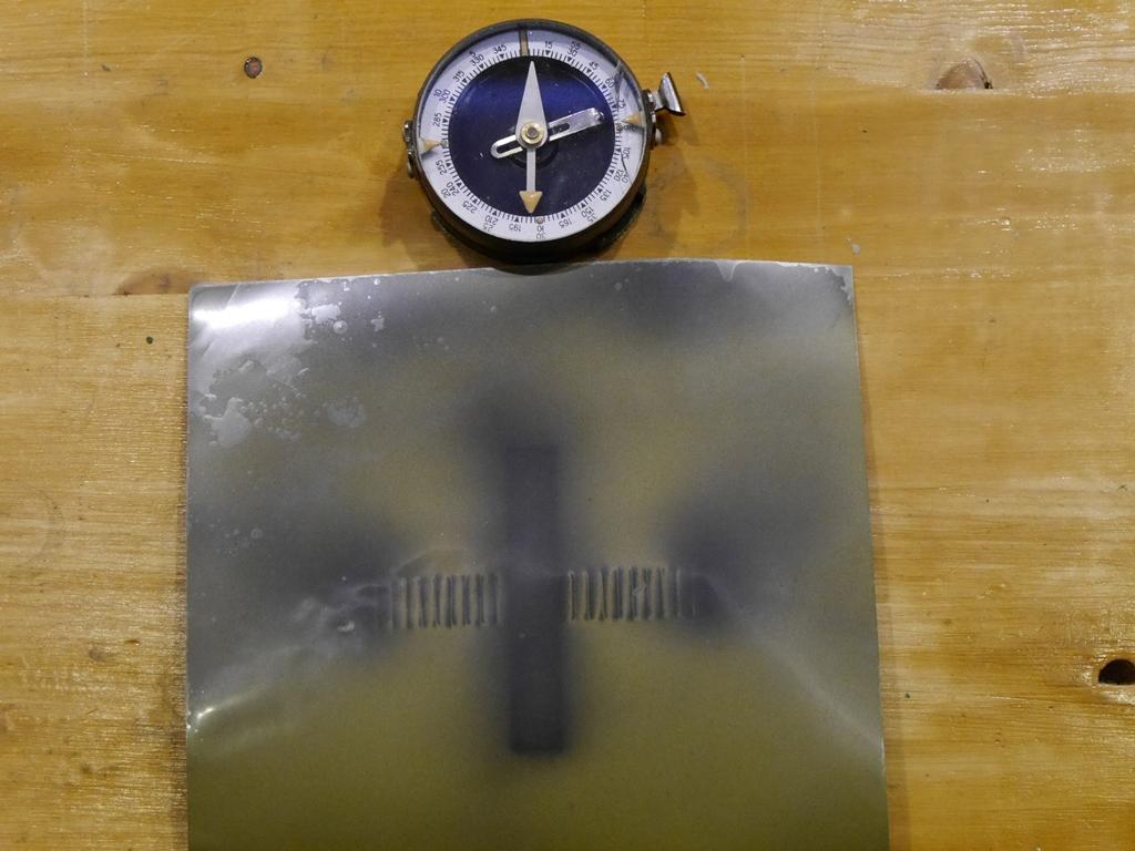 Магниты. Визуализация магнитных полей. 33z5kw2