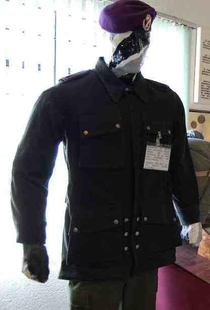 Museo de la Brigada de Fusileros Paracaidistas (Fotos) 343llsl