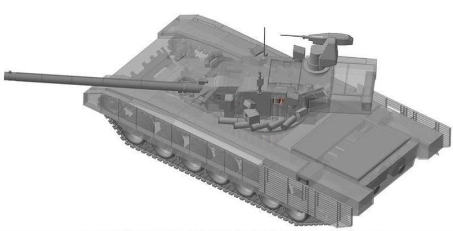Armata: ¿el robotanque ruso? - Página 3 349f34o