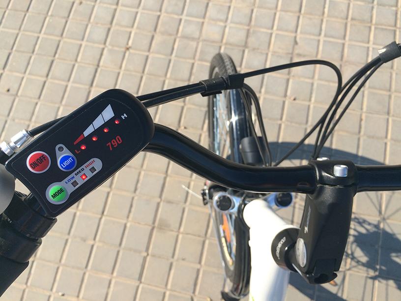 Vendo Bici eléctrica Freeel Ville 34hi9a8