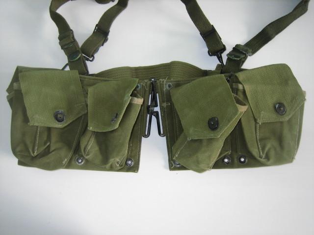 Greek Army webbing 34ngtms