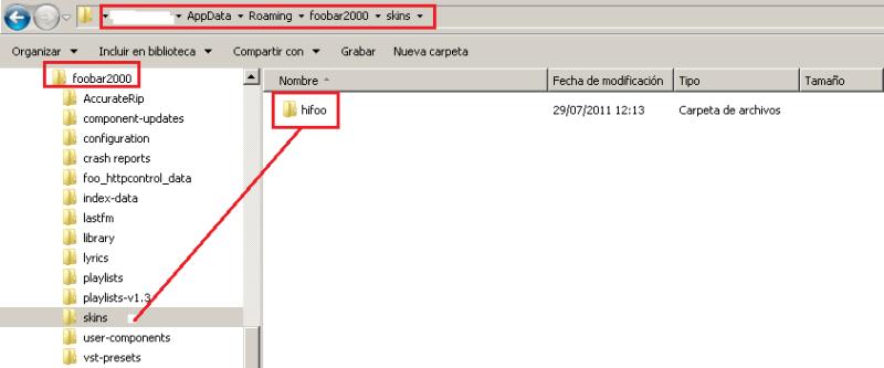 ¿Alguien me podría explicar como instalar este skin en Foobar? 357hmyp