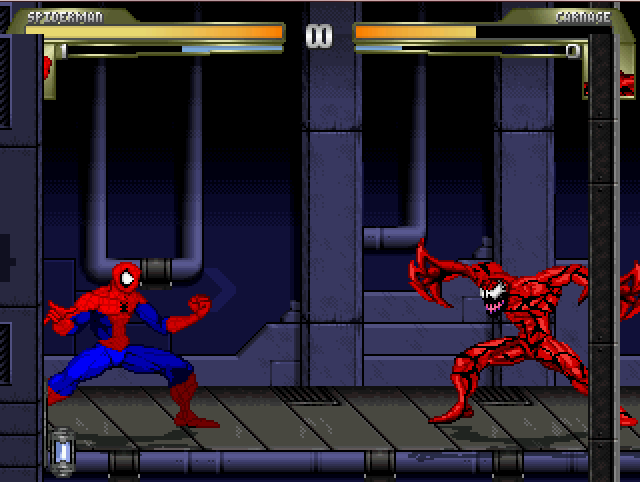 Spider-Man & Venom: Maximum Carnage Stages 4gm9eg