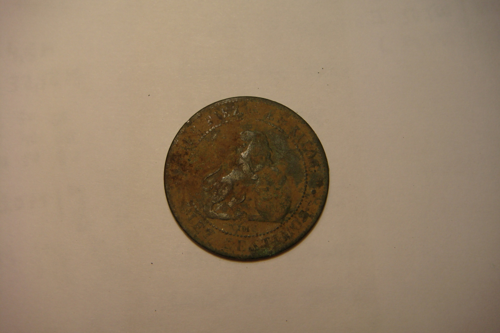 Cómo limpiar estas monedas de cobre 4gq9aa