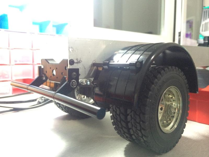 Iveco Trakker 4x4 multilift 4in3u1