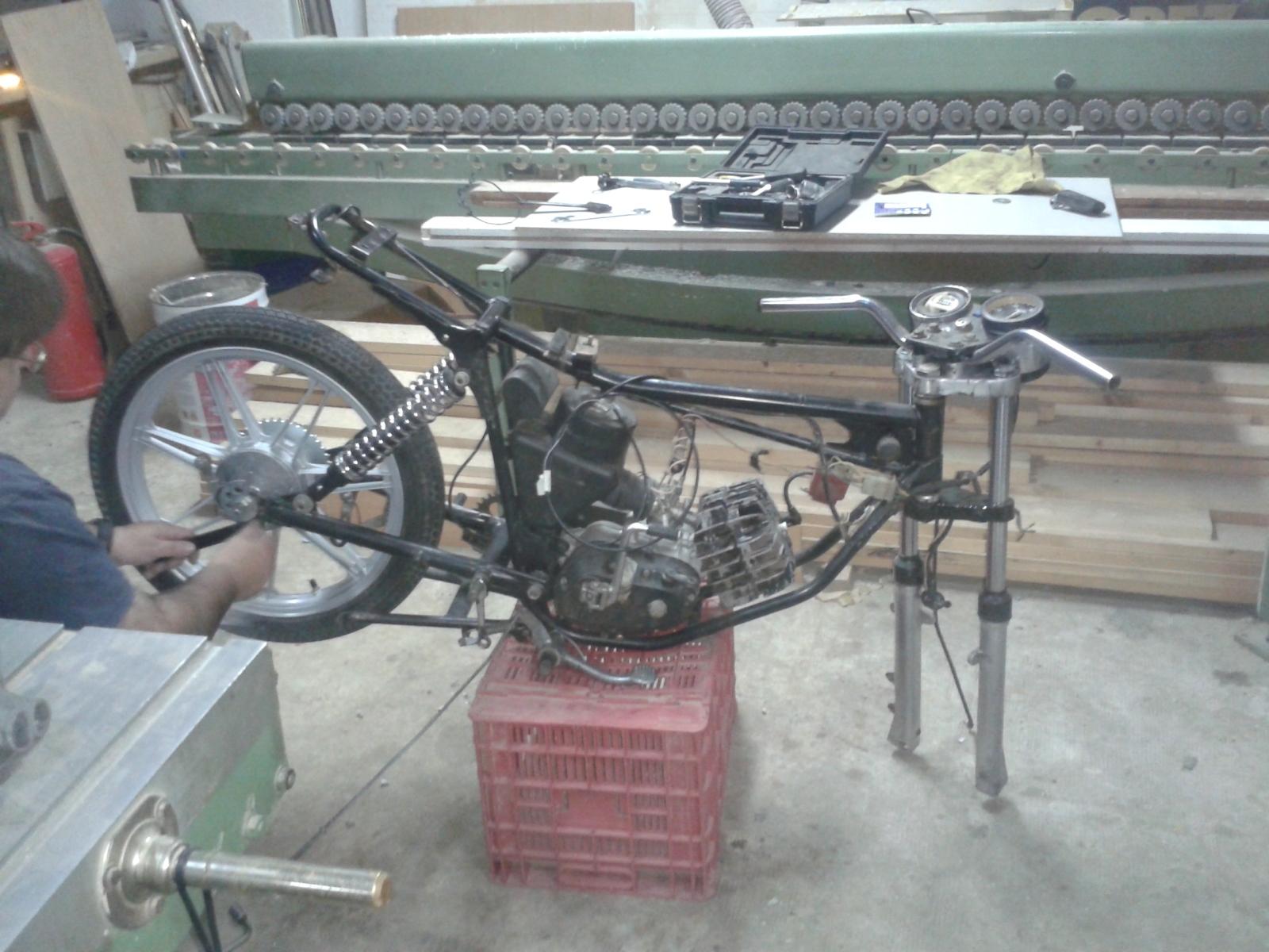 Puch Monza - Restauración 4kh5cj