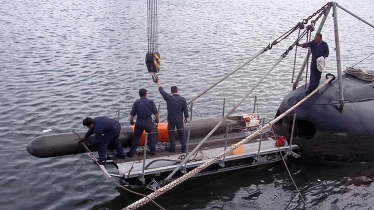 Submarino IKL Clase 209-1200 ARA Salta (S-31) 4lkqap