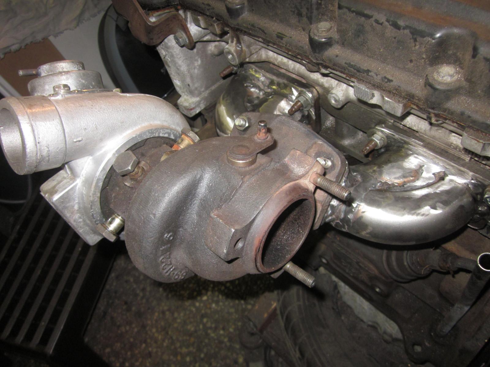 Ford Sierra 2.0 DOHC Turbo. 4u80pc