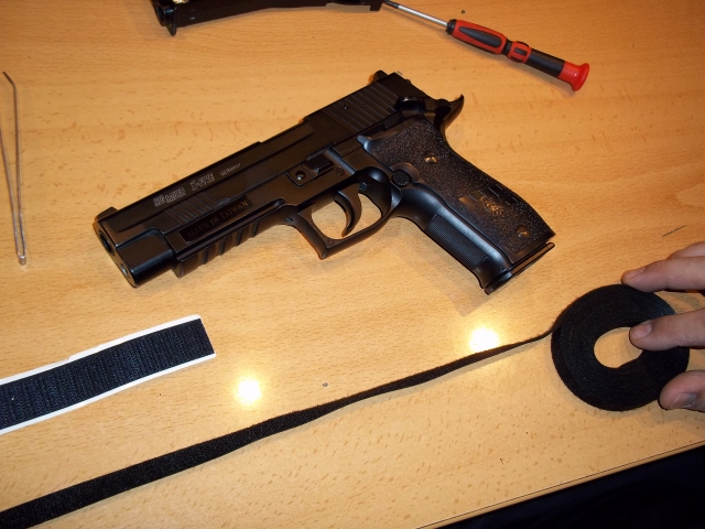 TUTORIAL: Evitar Pérdidas de Cargador en Pistola 5b7lh1