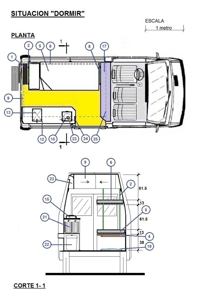 MODELO PARA ARMAR 3 -De Trafic corta/alta a MicroMotorhome. 5d5sut