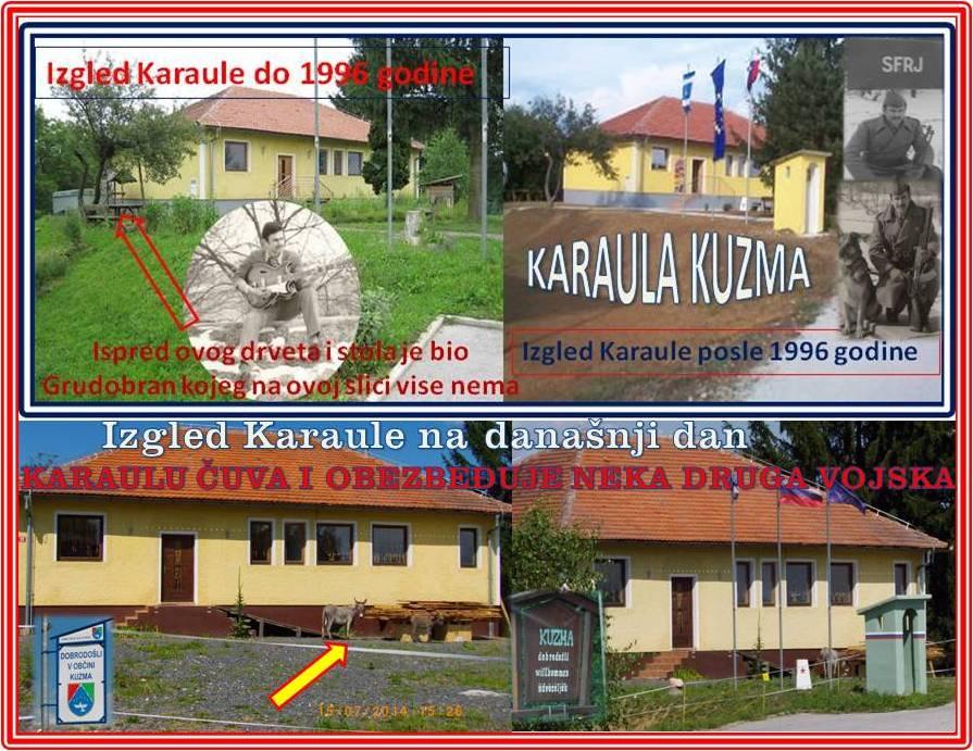 Karaula Trdkova, tromeđa  5wkqdd
