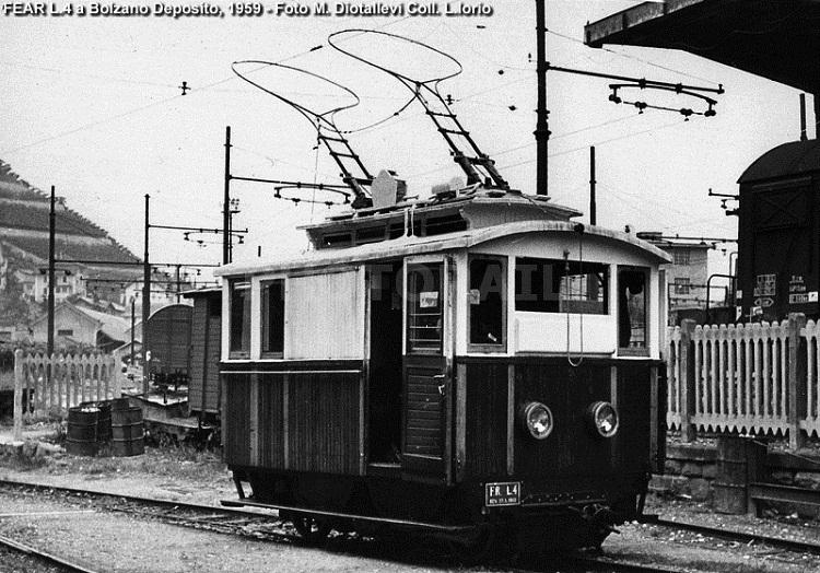 Locomotora E3 del cremallera de Núria 69j30i