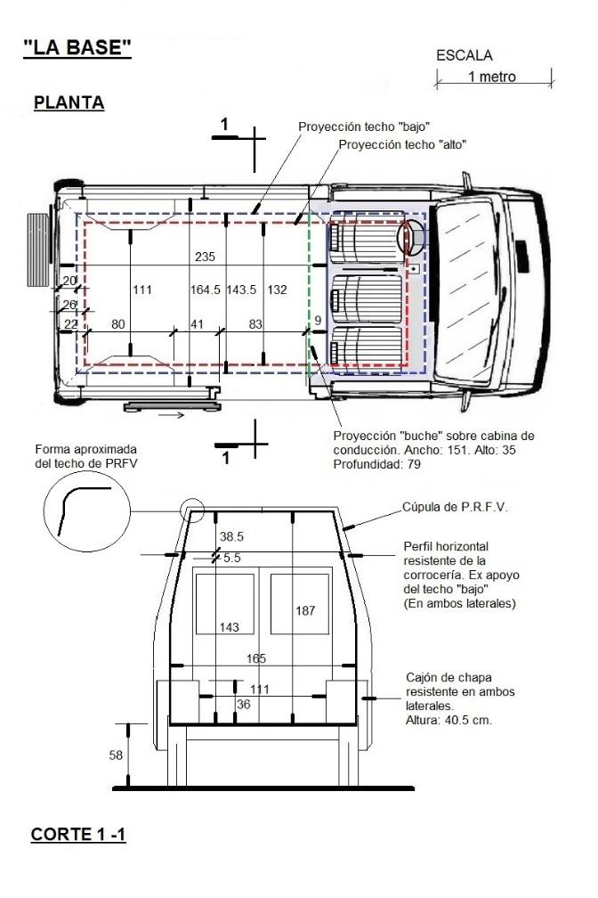 MODELO PARA ARMAR 3 -De Trafic corta/alta a MicroMotorhome. 6efbyo