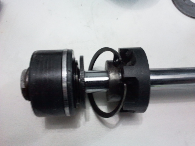 Reparación de amortiguadores 6jf4vl