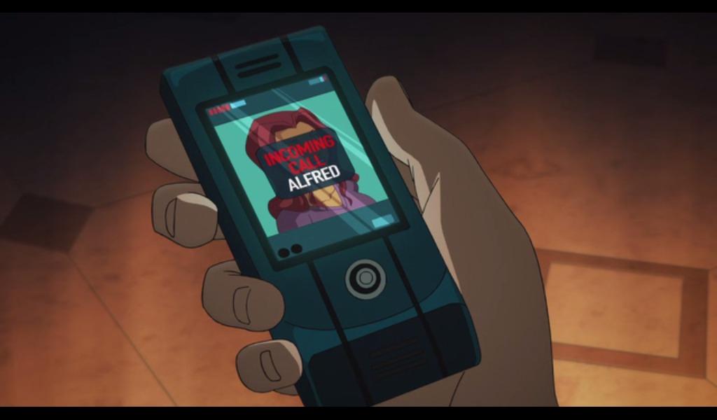 "Starfire en ""Batman VS Robin"" 6ofl83"