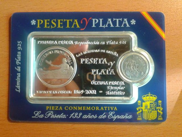 La peseta, testigo de la Historia 6tmxbl