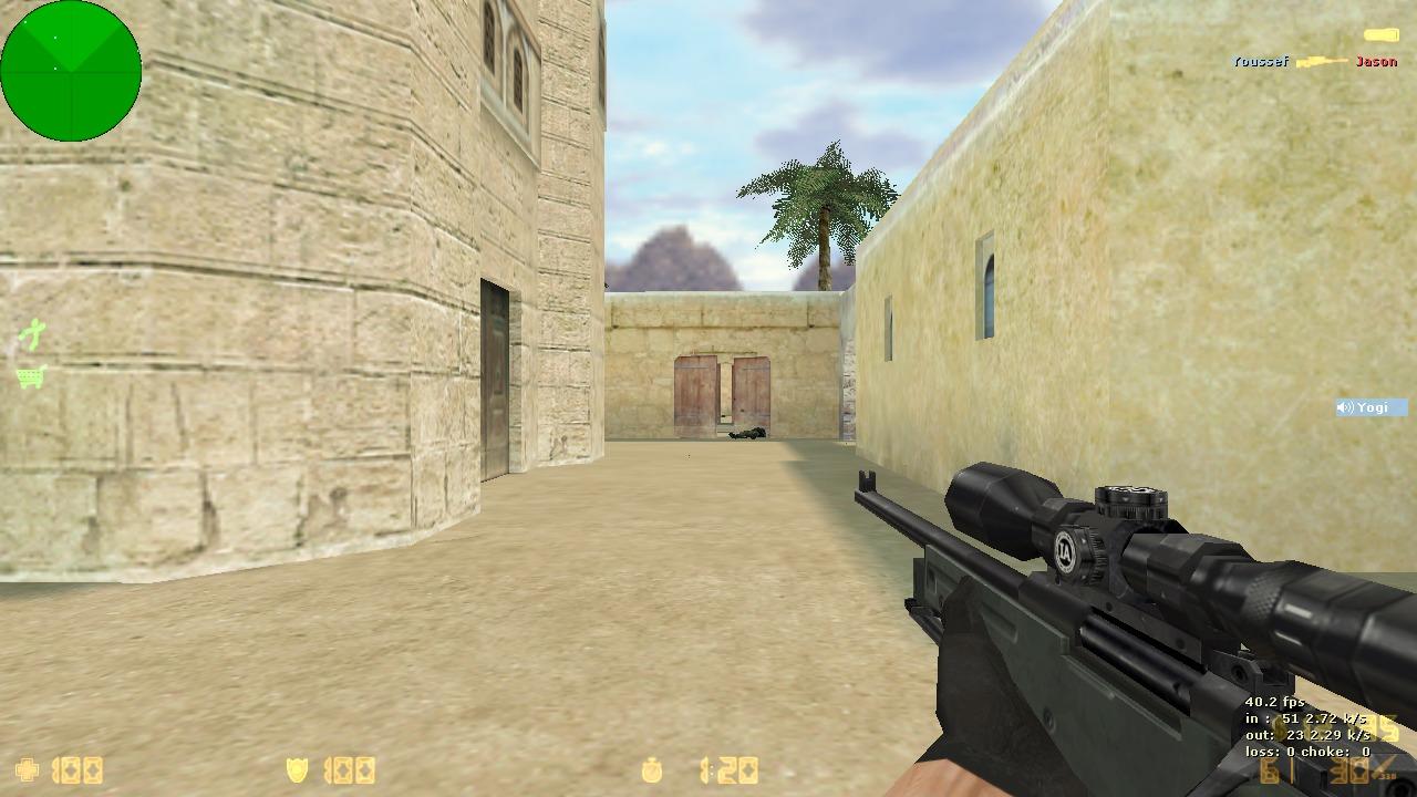 [ درس ] تحميل اسلحة جديدة HD وكونفيج قوي وبخاخ حرف B ل Cs 1.6 by Youssef Ben Fraj 6ypsaa