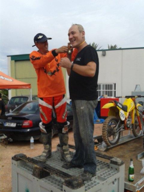 Quedada Motocross 50/80cc Elche 91cnep