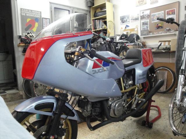 Mi Ducati Pantah 600 Endurance 9qbpuc