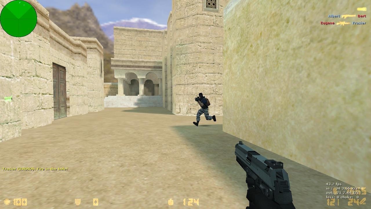 [ درس ] تحميل اسلحة جديدة HD وكونفيج قوي وبخاخ حرف B ل Cs 1.6 by Youssef Ben Fraj 9teecp