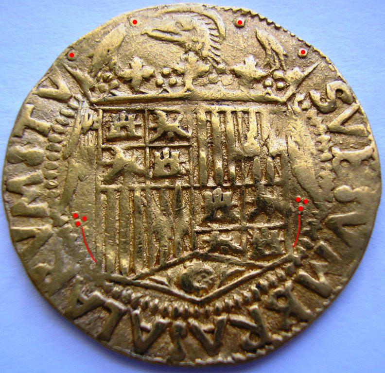 Doble excelente a nombre de los Reyes Católicos 9tzqrp