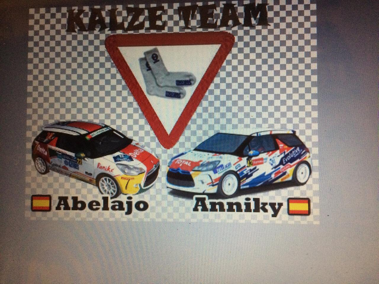 Formación de Equipos y elección de coches  A2sy39