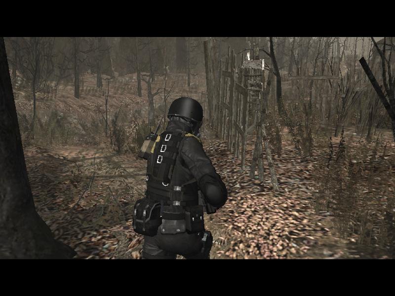 [OFFLINE] Hunk HD por Leon en todos los trajes y Mercenarios Avmvlg