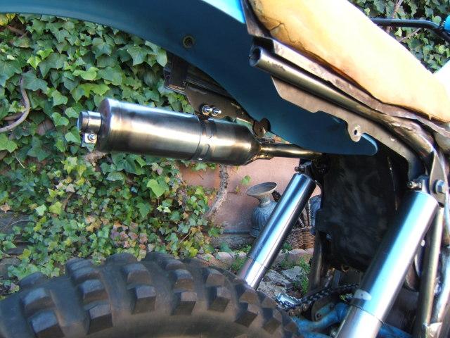 """Bultaco Pursang 125 """"Parabellum"""" Cjczt"""