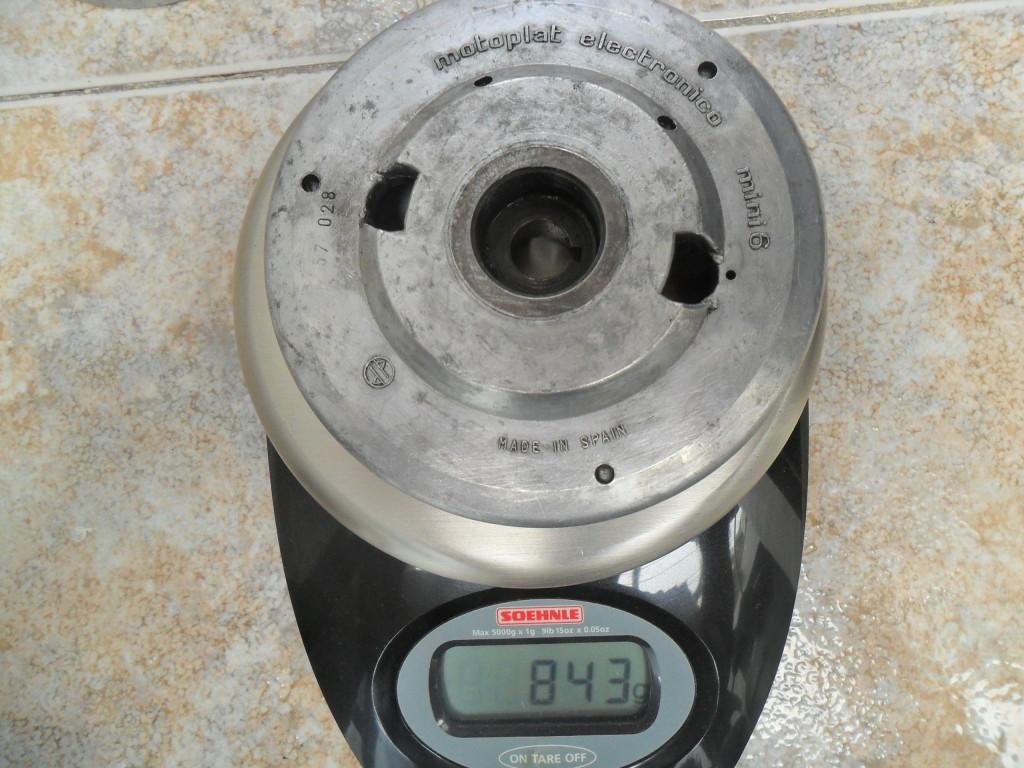 146 gramos de plato magnetico Dcbuv9