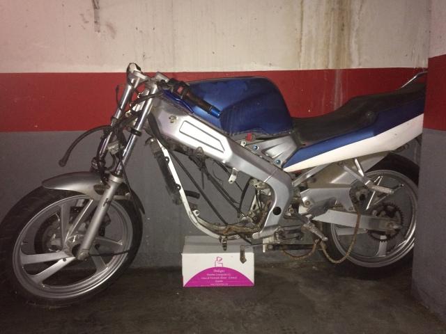 Yamaha TZR RR para circuito Dmb0xv