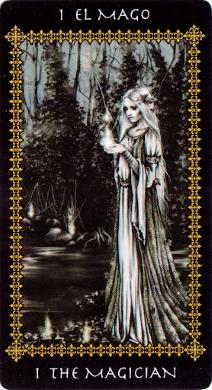 Favole Tarot (Таро легенд) E5l4t0