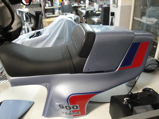 Mi Ducati Pantah 600 Endurance I357yd
