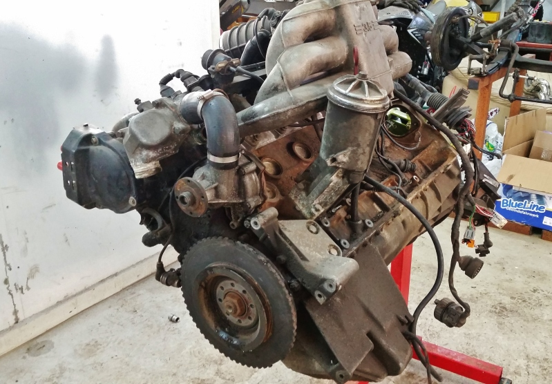 Börre: Bmw e28 Rebuilding // KalsongBlå Saab - Sivu 2 Ib9r40