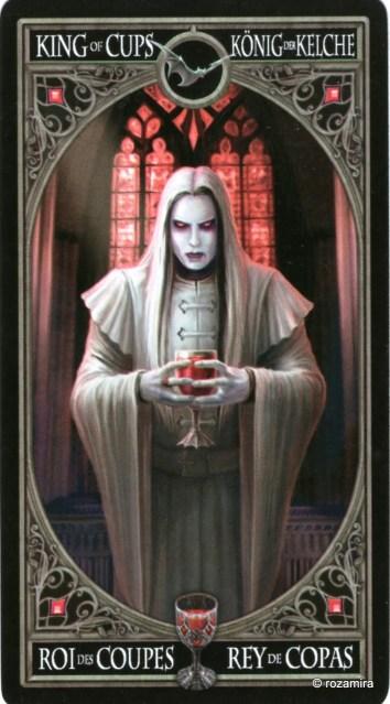 Готическое Таро Анны Стокс /Anne Stokes Gothic Tarot   (скан карт) Ibkmd0