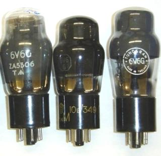 6 V 6 - Tetrodo di potenza K3q8gj