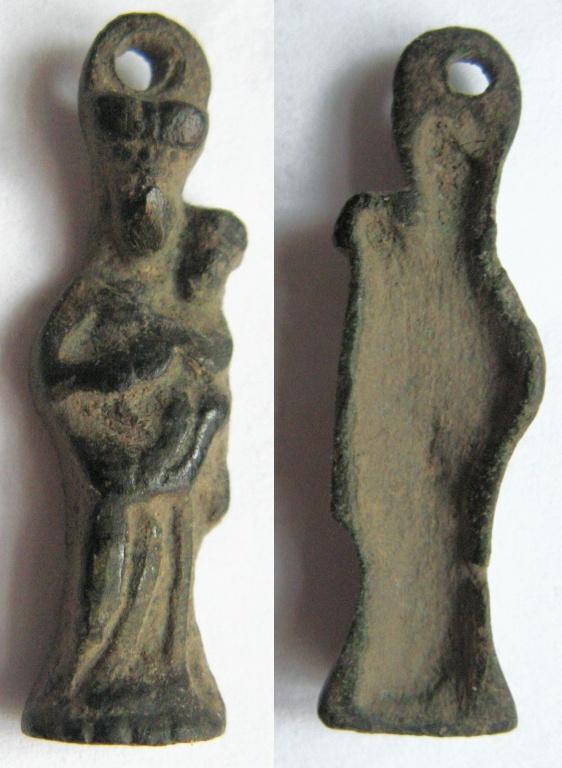 Figurada de S. Maria de la Montaña Sagrada en Pribram (Bohemia) (R.M PFV Sagrada Montaña 1) K4geno