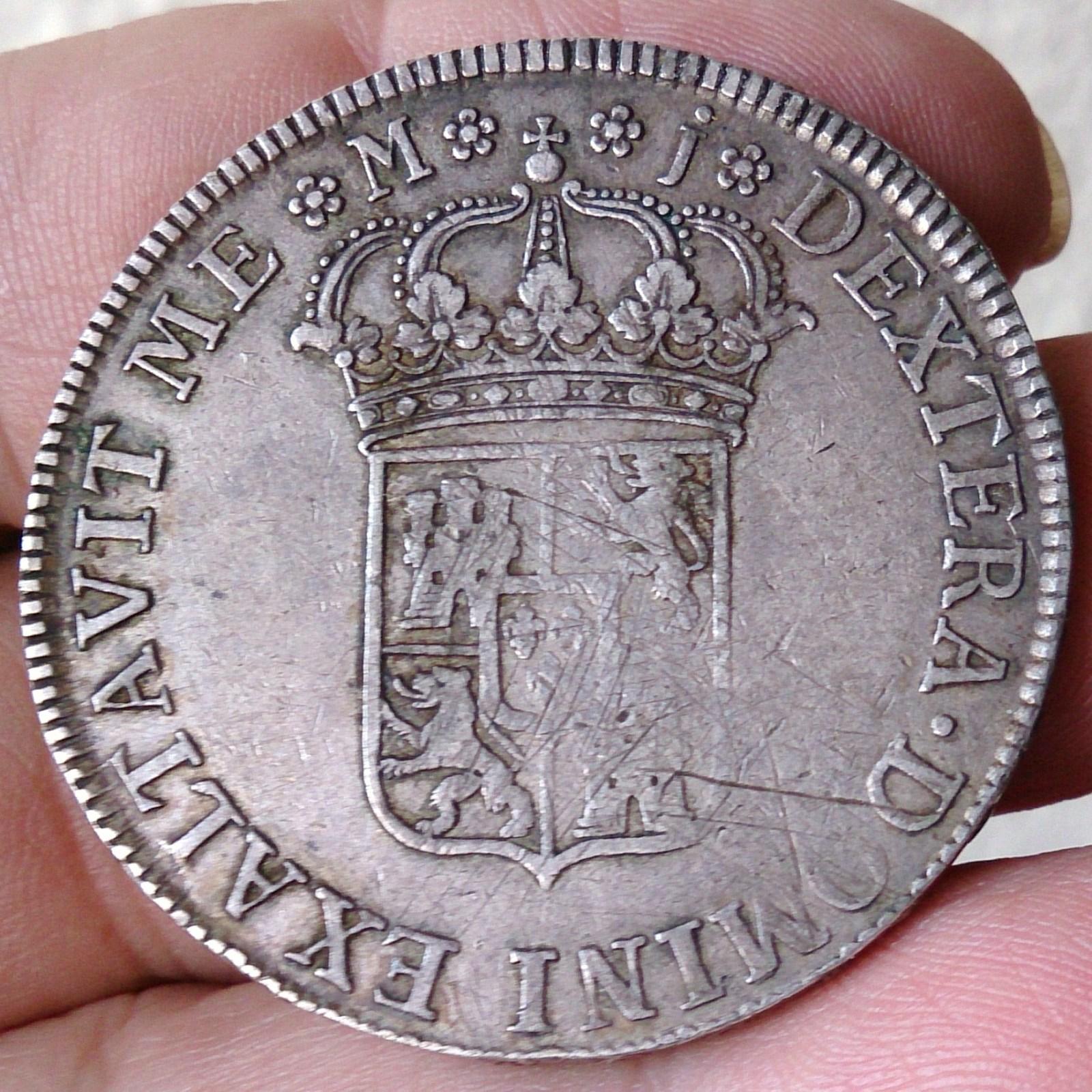 8 reales de 1709. Felipe V, Madrid. El primer busto y mas. Mvhjf7